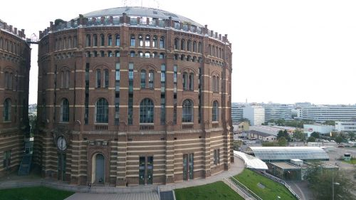 Gasometer Tower Vienna © echonet.at / rv